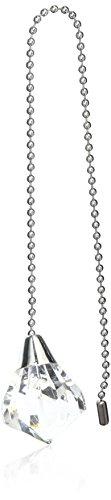Westinghouse Acrylic Diamond Pull Chain