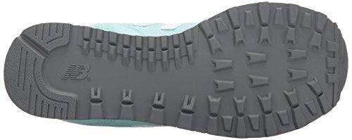 Nuovo Equilibrio Donne 501v1 Sneaker Blu / Nero