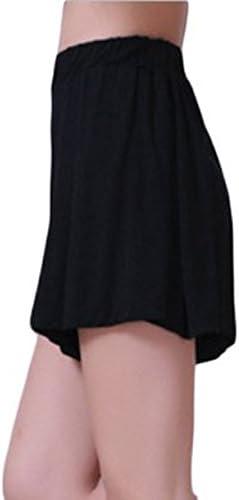 (デマ―クト)De.Markt パンツ レディース ショートパンツ ゆったりヨガパンツ カジュアルパンツ スカート キュロット レジャー モーダル パンツ 女性