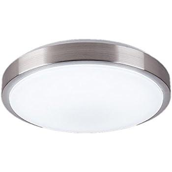 AFSEMOS LED Flush Mount Ceiling Light, 7.48-Inch, 12W