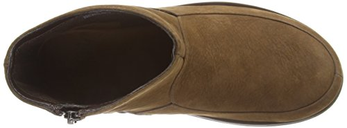 Chocolate Zip Stivaletti Donna Brown FitFlop Brown Loaff Marrone Shorty tqTTxE0
