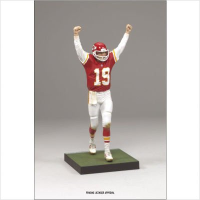 McFarlane Toys Kansas City Chiefs Joe Montana Legends Figurine