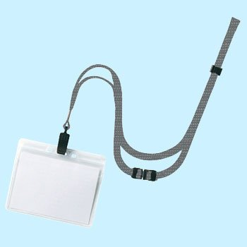 Case [ash] N-21-GY 10 pieces of name tag hanging (japan import) by Open industry