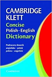 Cambridge Klett Concise Polish-English Dictionary