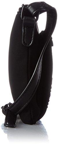 Gsell Sac porté travers 67X50T8 Noir - Desigual Polyester garni synthétique façon cuir