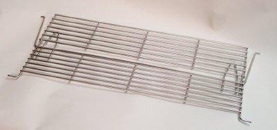Broilmaster Stainless Steel Warming Rack (Retract-a-Rack, Fold (Broilmaster Stainless Steel Grill)