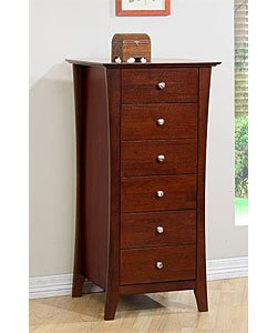 Vermont Six-drawer Lingerie Chest