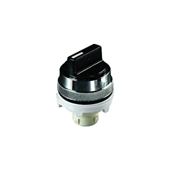 Black Clippard PL-T3T-B Selector Maintained 90 Degree Twist 30 mm