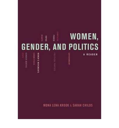 Download [(Women, Gender, and Politics: A Reader)] [Author: Mona Krook] published on (March, 2010) pdf