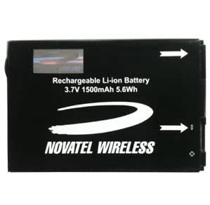 New OEM Novatel Wireless 40115118.001 Battery for Sprint Novatel MiFi 4082 3G/4G Mobile Hotspot