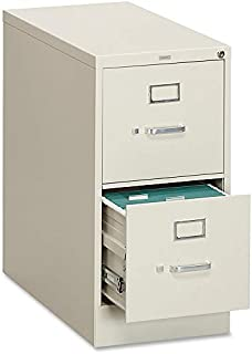 product image for HON 310 Series Vertical 2 Drawer Letter File Cabinet in Putty