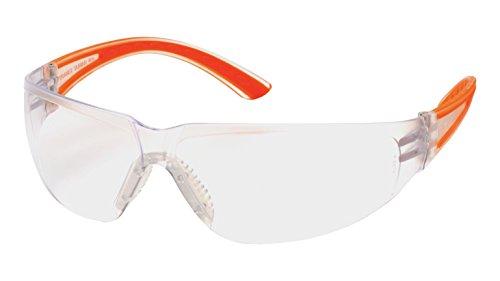 y Eyewear, Indoor/Outdoor Mirror Lens With Orange Temples ()