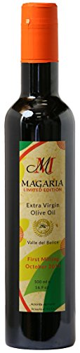 (Magaria Valle Del Belice Extra Virgin Olive Oil, 16.9-Ounce)