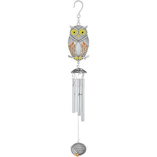 Carson Pewterworks Owl