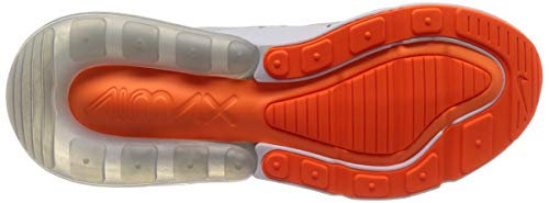 Multicolore da White 106 Orange NIKE Uomo Black Fitness Max 270 Total Scarpe Air TxHnnFZq10