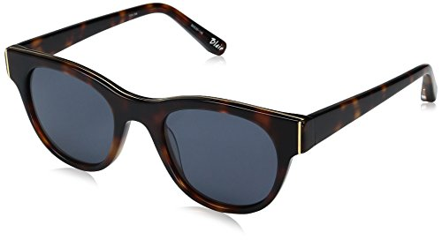 Elizabeth and James Women's Blair Wayfarer Sunglasses, Tortoise, 50 - Elizabeth Sunglasses