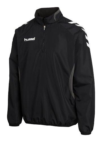 Hummel Trainingsjacke Team Player Windbreaker 36222 128 Black