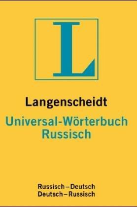 Langenscheidts Universal-Wörterbuch, Russisch