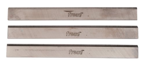 "Freud 6"" x 5/8"" x 1/8"" High Speed Steel Industrial Planer and Jointer Knives (C350)"
