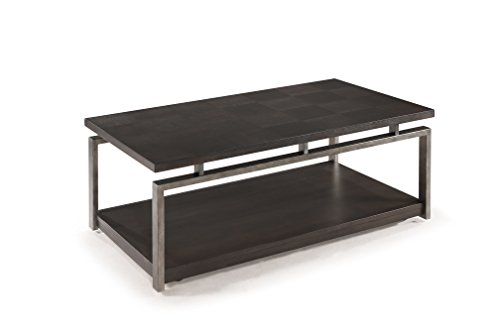 Magnussen T2535 Alton Rectangular Cocktail Table with Caster
