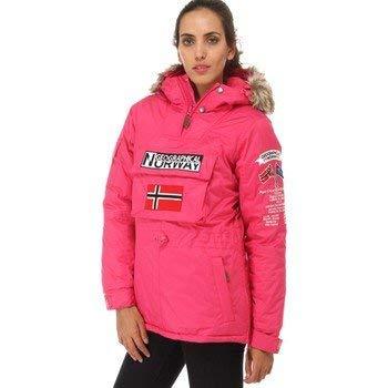 Geographical Norway - Abrigo - para Mujer Rosa M: Amazon.es: Ropa y accesorios
