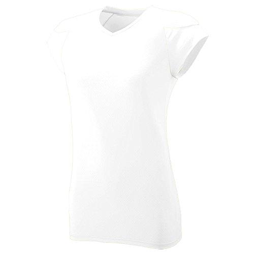 Augusta Sportswear Mesh Jersey (Augusta Sportswear Women's Mvp Jersey M)