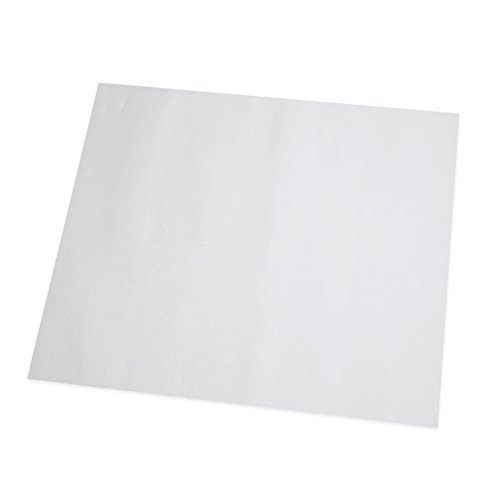 Whatman 1454-917 Quantitative Filter Paper Sheet, 22 Micron, Grade 54, 570mm Length x 460mm Width (Pack of 100) by Whatman
