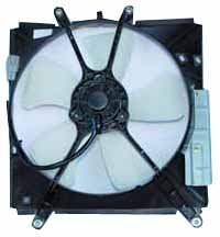 TYC 600150 Toyota Replacement Radiator Cooling Fan Assembly ()