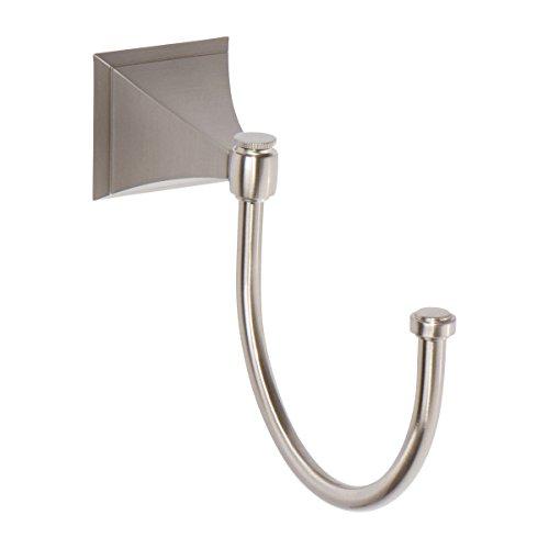 (Ginger Cayden Pivoting Towel Hook - 4921/SN - Satin Nickel)