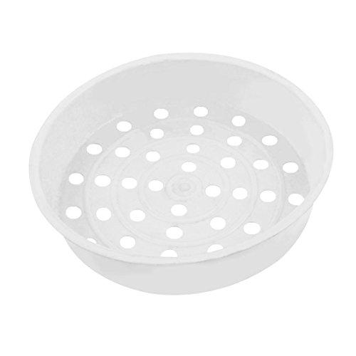 Uxcell Home Kitchen Rice Cooker 22.5cm Diameter Steaming Steamer Insert