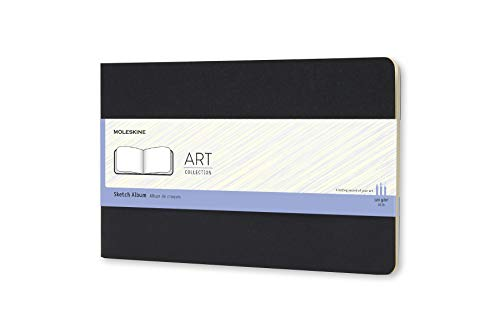 Moleskine Art Sketch Album, Hard Cover, Large (5