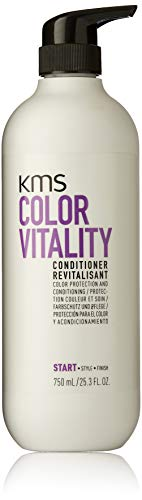 (KMS Color Vitality Conditioner With Pump, 25.3 Ounce)