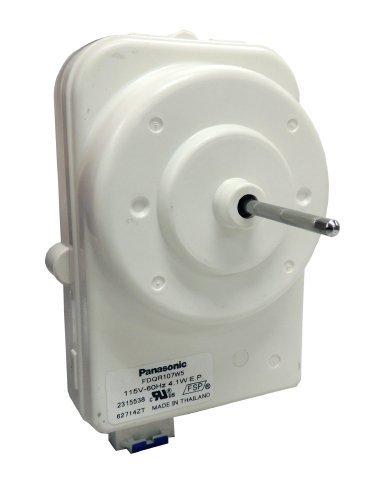 Supco SM4096 Refrigerator Condenser Fan Motor, Replaces W10124096 by Supco