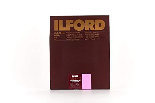 Ilford Multigrade Fiber Base Warmtone Glossy 5x7 100 Sheets