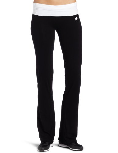 New Balance Womens Athletic Lounge Pant White