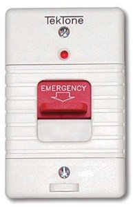 TekTone SF155B Emergency Station Nurse Call System