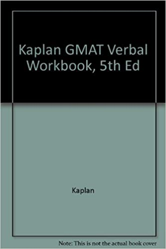 Gmat Verbal Books Pdf