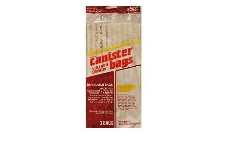 Amazon.com: Kenmore bolsas de aspiradora Canister 5033 3 ...