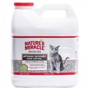 presa Nature' S S S Miracle intenso Defense Clumping Litter, 14LB by United Pet Group  punto vendita