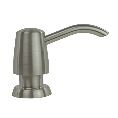 HowPlumb Kitchen Sink Liquid Soap Dispenser Lotion Pump Mode