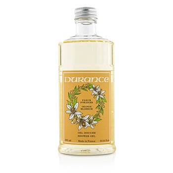 Durance Orange Blossom Shower Gel 300ml/10.14oz (Orange Blossom Gel Perfume)