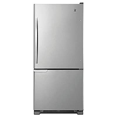 Kenmore 69313 19 cu. ft. Bottom-Freezer Refrigerator - Stainless Steel