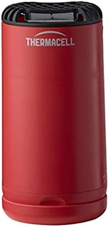 Thermacell Patio Shield Mosquito Repeller (Red)