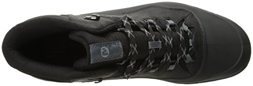 J36939 Outdoor Espresso Ice Merrell Braun Hikingschuhe Winter Black 6 Overlook Waterproof qxqCPTz7