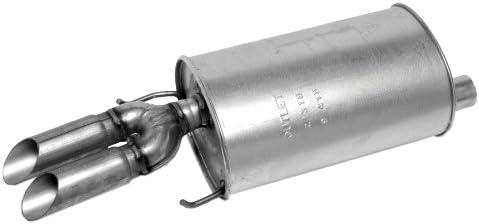 Exhaust Muffler-Quiet-Flow Muffler Walker 21028