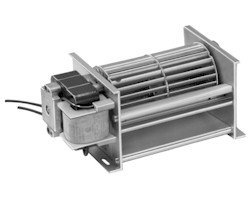 Fasco B22505 Direct Drive Free Air Output Transflo Blower with Sleeve Bearing, 3200rpm, 115V, 60Hz, 0.55amps, 80 - Transflo Blower