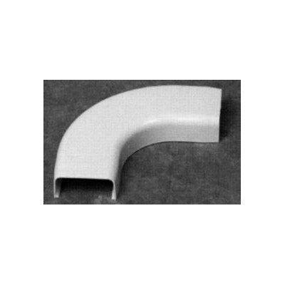 0.75' Elbow (600 Volt 90 Degree Flat Elbow in White)