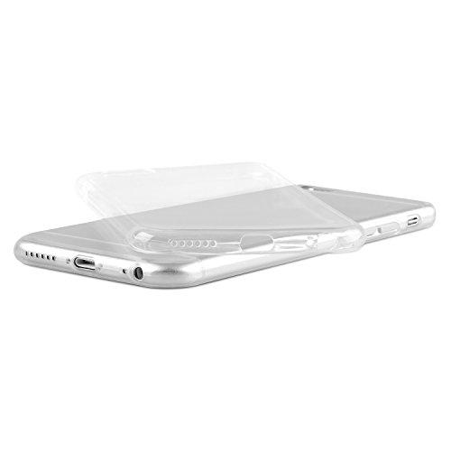 deinPhone 2900165 Apple iPhone 6 coque de protection Ultra-fine en silicone transparent
