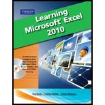 Download Learning Microsoft Office Excel 2010 (12) by Bucki, Lisa - Murray, Katherine - Parrish, Christy - Wempen, Fa [Spiral-bound (2011)] PDF