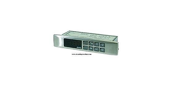 Termostato Controlador Electrónico dixell xw260l-5 N0d0-x: Amazon.es: Industria, empresas y ciencia